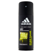 Adidas Dezodorant Spray Pure Game 150ml