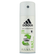Adidas Dezodorant Spray Cool&Dry 6w1 Ap 150ml