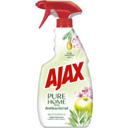 Ajax Spray Pure Home Antibacterial Uniwersalny 500ml