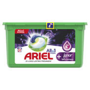 Ariel All-In-1+Lenor Unstoppables, Kapsułki Do Prania, 31 Szt
