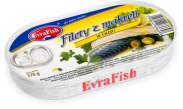 Evra Fish Filet Makrela/Olej 170g