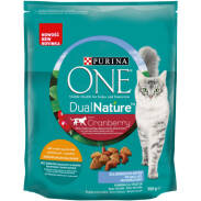 PURINA ONE DUAL Nature Cranberry 750g
